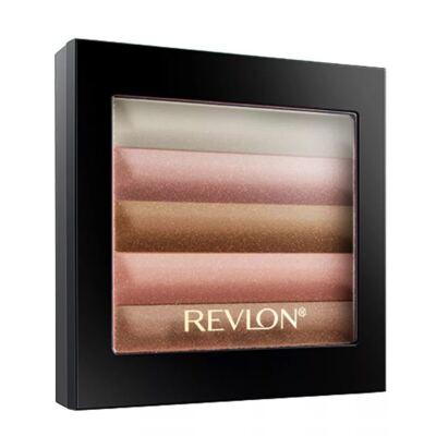 Imagem 3 do produto Highlighting Palette Revlon - Blush/Sombra - 030 - Bronze Glow/Cintilante