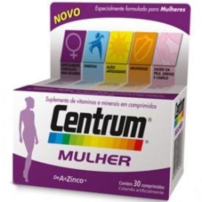 Imagem 3 do produto Centrum Mulher - 30 Comprimidos