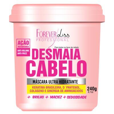 Imagem 1 do produto Forever Liss Desmaia Cabelo - Máscara Ultra Hidratante - 240g