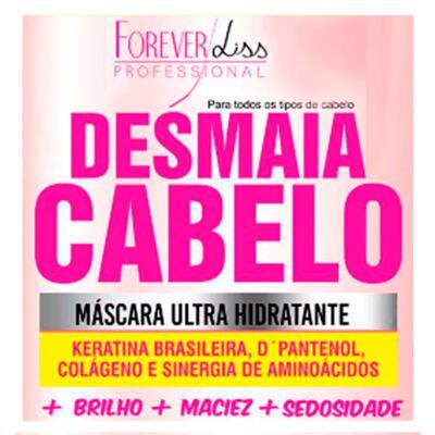 Imagem 2 do produto Forever Liss Desmaia Cabelo - Máscara Ultra Hidratante - 240g