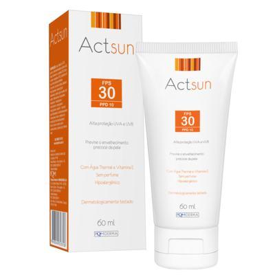 Protetor Solar Facial Actsun - FPS 30 | 60ml
