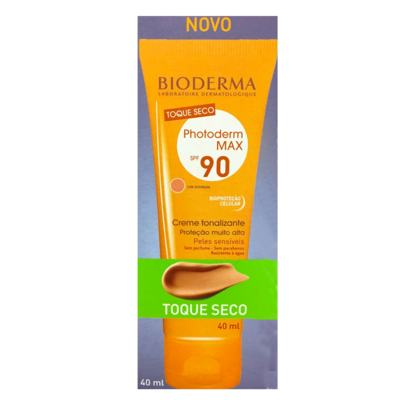 Imagem 3 do produto Photoderm Max Toque Seco Fps 90 Tinto Bioderma - Protetor Solar - Dourado