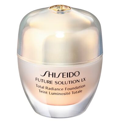 Future Solution LX Total Radiance Foundation Shiseido - Base Facial - I00-Very Light Ivory