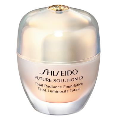 Imagem 1 do produto Future Solution LX Total Radiance Foundation Shiseido - Base Facial - I00-Very Light Ivory