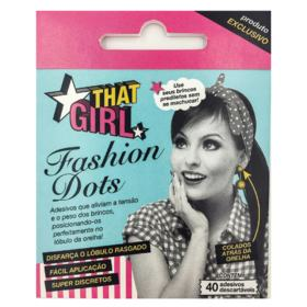 Fashion Dots That Girl - Adesivo de Brinco - 40 Un