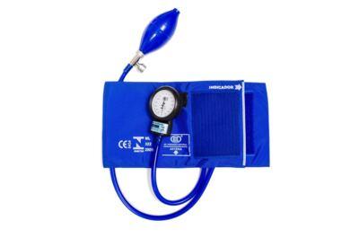 Imagem 1 do produto Kit Esteto Spirit Pro-Lite Azul Royal com Aparelho de Pressão Bic Azul Royal