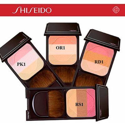 Imagem 4 do produto Face Color Enhancing Trio Shiseido - Blush - PK1