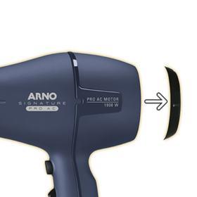 Secador de Cabelo Signature Pro AC AC22 Azul - Arno - Secador de Cabelo Signature Pro AC AC22 Azul - Arno - 110V