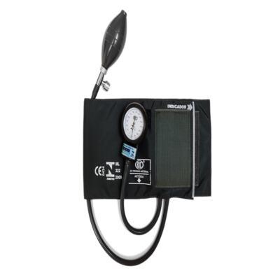 Imagem 5 do produto Kit Esteto Littmann Master Cardiology Black Edition com Aparelho de Pressão Bic Preto