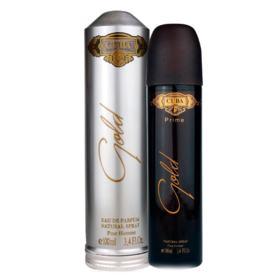 Gold Prime Cuba Paris Perfume Masculino - Deo Parfum - 100ml