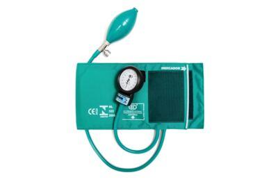 Imagem 3 do produto Kit Esteto Spirit Pro-Lite Verde Perolizado com Aparelho de Pressão Bic Verde