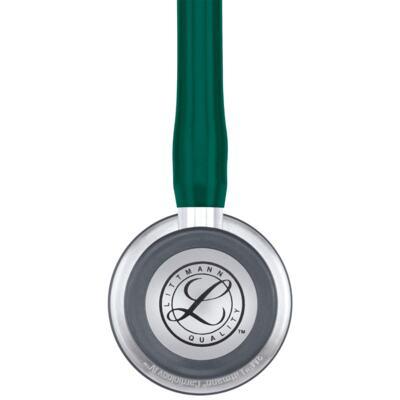 Imagem 3 do produto Kit Esteto Littmann Cardiology IV Verde com Aparelho de Pressão Bic Verde