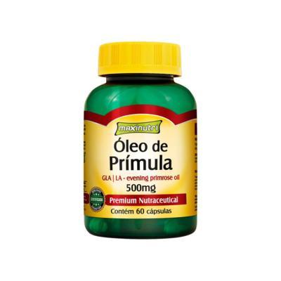 Óleo de Primula 60Cps - Maxinutri - 60Cps