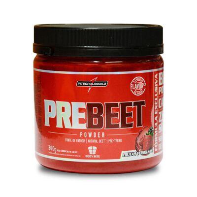 Pré Beet 300g - Integralmedica - Frutas Vermelhas
