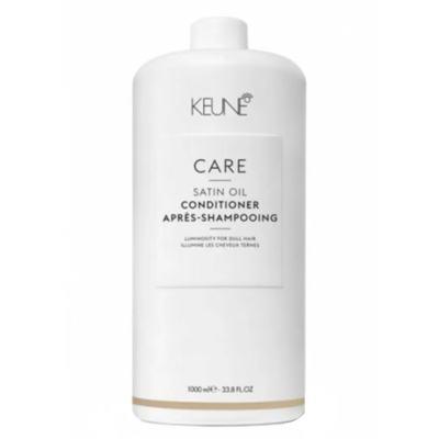 Imagem 1 do produto Keune Care Satin Oil Condicionador Tamanho Professional - 1L