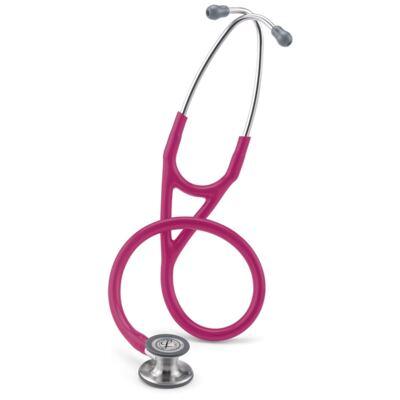 Imagem 1 do produto Kit Esteto Littmann Cardiology IV Framboesa com Aparelho de Pressão Bic Vinho