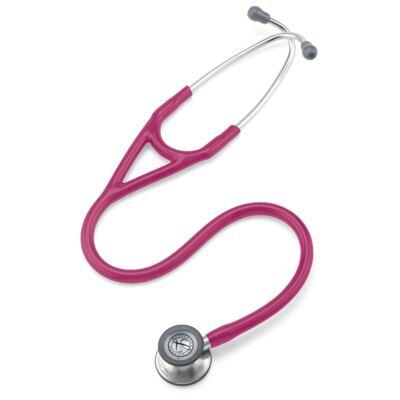 Imagem 2 do produto Kit Esteto Littmann Cardiology IV Framboesa com Aparelho de Pressão Bic Vinho