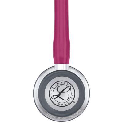 Imagem 3 do produto Kit Esteto Littmann Cardiology IV Framboesa com Aparelho de Pressão Bic Vinho
