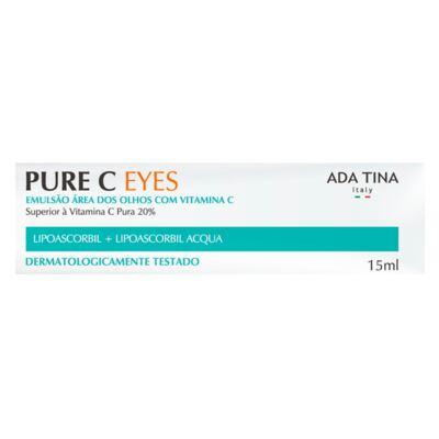Pure C Eyes Ada Tina - Rejuvenescedor para o Contorno dos Olhos - 15ml