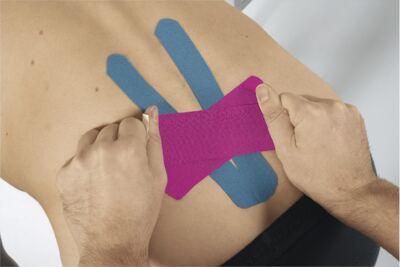 Imagem 5 do produto Leukotape 5 cm  X 5 m Azul BSN Medical