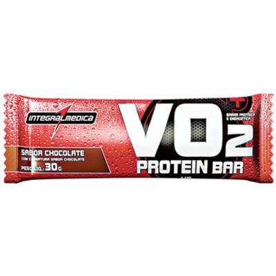 Vo2 Proteinbar 30g - Integralmedica - Chocolate