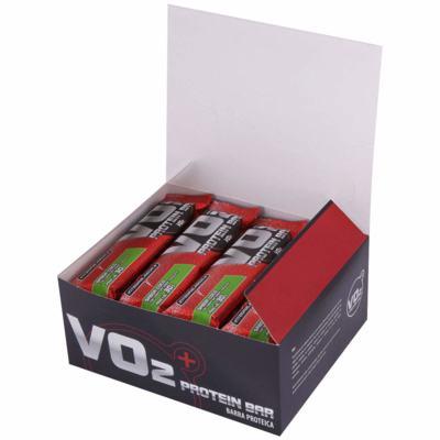 Imagem 2 do produto Vo2 Proteinbar Cx 24 Un. - Integralmedica - Cookies