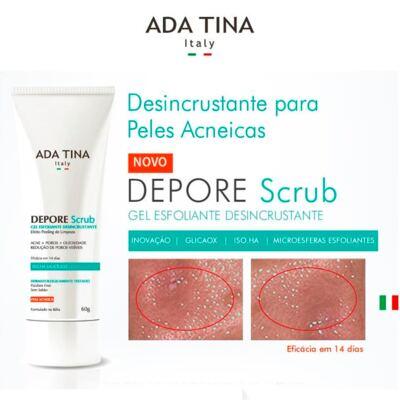 Imagem 2 do produto Depore Scrub Ada Tina - Gel Esfoliante - 60g