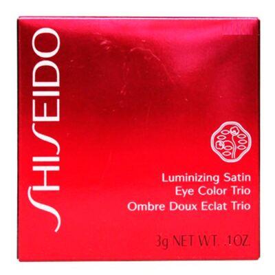 Imagem 4 do produto Luminizing Satin Eye Color Trio Shiseido - Paleta de Sombras - BL215