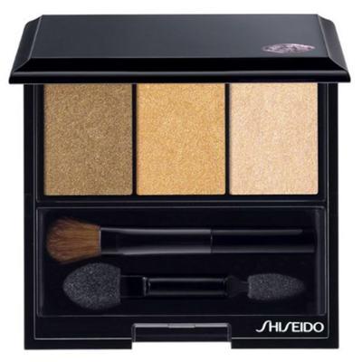 Luminizing Satin Eye Color Trio Shiseido - Paleta de Sombras - BR209 - Voyage