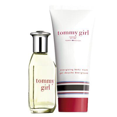 Imagem 1 do produto Tommy Girl Tommy Hilfiger - Feminino - Eau de Cologne - Perfume Feminino + Gel de Banho - Kit