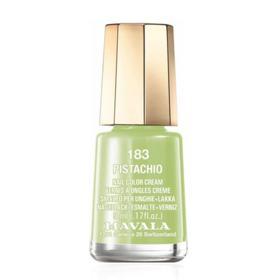 Esmalte Mavala Mini Color Perolado - 183 - Pistachio   5ml
