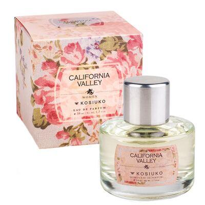 Imagem 2 do produto California Valley Women Kosiuko - Perfume Feminino - Eau de Parfum - 50ml