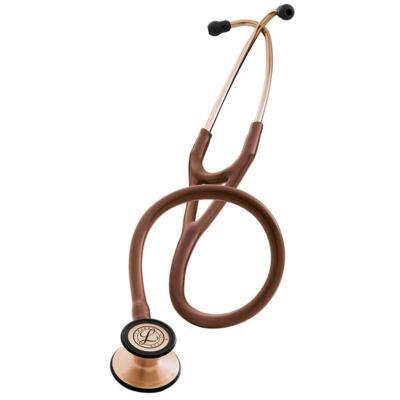 Imagem 1 do produto Kit Esteto Littmann Cardiology III Chocolate Cobre com Aparelho de Pressão Bic Preto