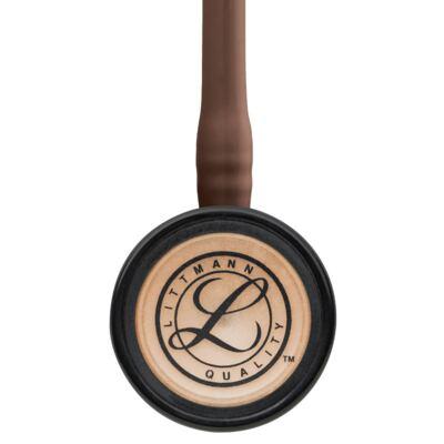 Imagem 3 do produto Kit Esteto Littmann Cardiology III Chocolate Cobre com Aparelho de Pressão Bic Preto