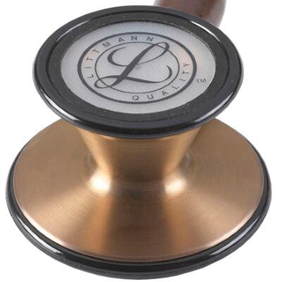 Imagem 5 do produto Kit Esteto Littmann Cardiology III Chocolate Cobre com Aparelho de Pressão Bic Preto