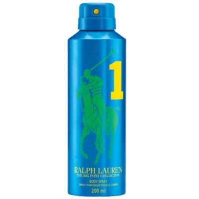 Imagem 1 do produto Polo Big Pony 1 Ralph Lauren - Body Spray - 200ml