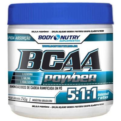 Imagem 1 do produto BCAA 5.1.1 260g - Body Nutry - 260g