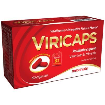 Imagem 1 do produto Viricaps 60Cps - Maxinutri - 60Cps