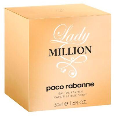 Imagem 2 do produto Lady Million Paco Rabanne - Perfume Feminino - Eau de Parfum - 50ml