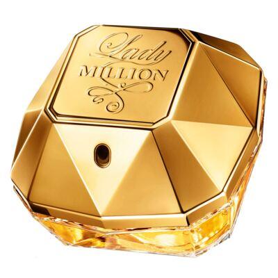 Imagem 1 do produto Lady Million Paco Rabanne - Perfume Feminino - Eau de Parfum - 80ml