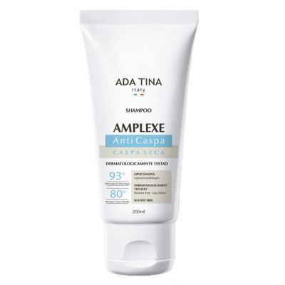 Imagem 1 do produto Amplexe Caspa Seca Ada Tina - Shampoo Anticaspa - 200ml
