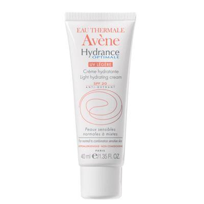 Hydrance Optimale Fps 20 Avène - Hidratante Facial - 40ml