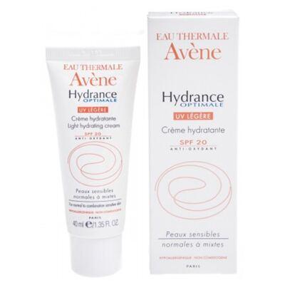 Imagem 2 do produto Hydrance Optimale Fps 20 Avène - Hidratante Facial - 40ml
