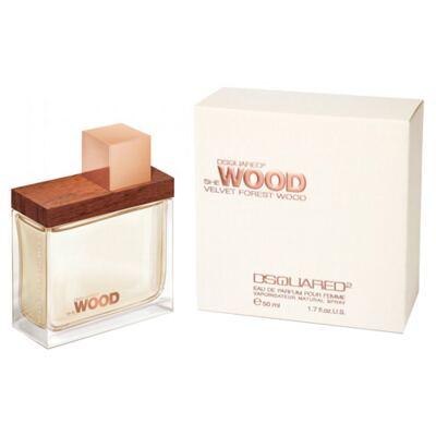Imagem 1 do produto She Wood Velvet Forest Wood Dsquared - Perfume Feminino - Eau de Parfum - 50ml