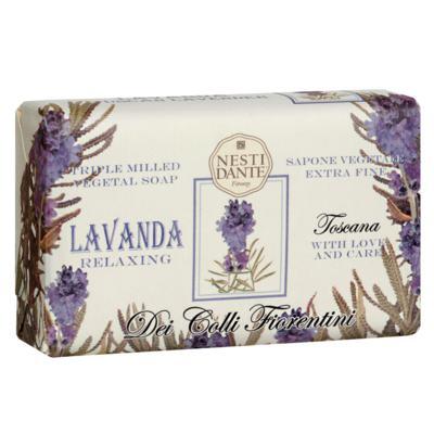 Imagem 2 do produto Dei Colli Fiorentini Lavanda Nesti Dante - Sabonete Floral em Barra - 250g