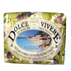 Dolce Vivere Sardegna Nesti Dante - Sabonete Perfumado em Barra - 250g