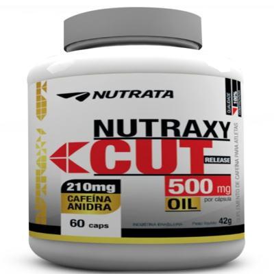 Imagem 1 do produto Nutraxy Cut 60 Cps - Nutrata - 60Cps