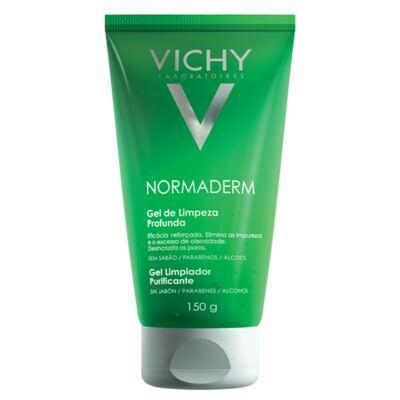 Imagem 1 do produto Normaderm Vichy - Limpador Facial - 150g