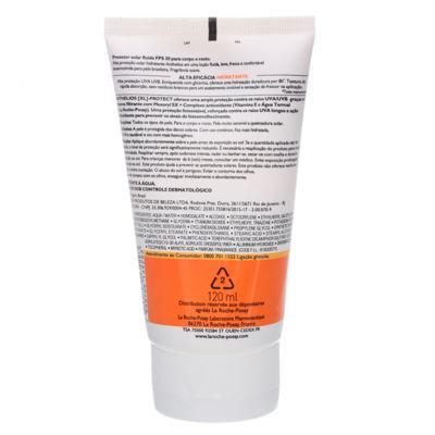 Imagem 2 do produto Anthelios XL FPS 30La Roche-Posay- Protetor Solar Fluído - 120ml