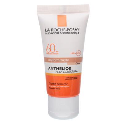 Imagem 3 do produto Protetor Solar La Roche-Posay - Anthelios Alta Cobertura com Cor FPS60 - Claro